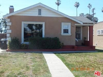 Los Angeles Single Family Home For Sale: 5425 Cimarron Street