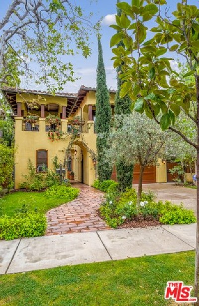 Los Angeles Single Family Home For Sale: 12226 Paisley Lane