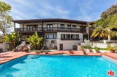 Malibu Single Family Home For Sale: 6205 Busch Drive