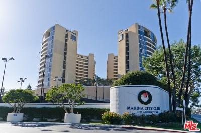 Marina del Rey CA Condo/Townhouse For Sale: $599,900