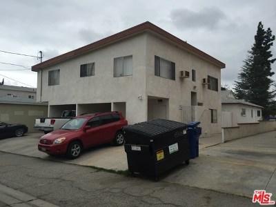 Van Nuys Multi Family Home For Sale: 6500 Balboa