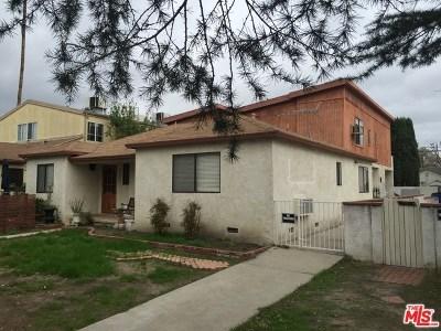 Van Nuys Multi Family Home For Sale: 6506 Balboa