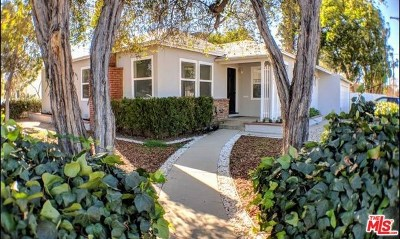 Reseda Single Family Home Active Under Contract: 6961 Balcom Avenue