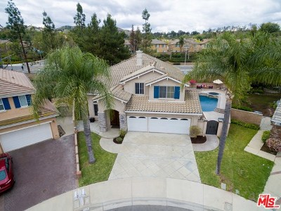 Chino Hills Single Family Home For Sale: 5235 Renoir Lane
