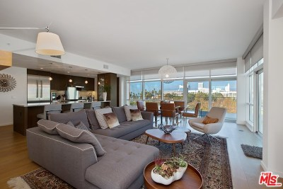Santa Monica Condo/Townhouse For Sale: 1705 Ocean Avenue #510