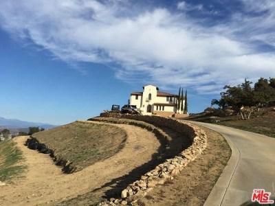 Murrieta CA Single Family Home For Sale: $1,295,000