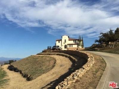 Canyon Lake, Lake Elsinore, Menifee, Murrieta, Temecula, Wildomar, Winchester Rental For Rent: 37100 Calle De Lobo
