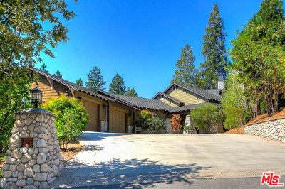 Lake Arrowhead Single Family Home For Sale: 250 Brentwood Drive