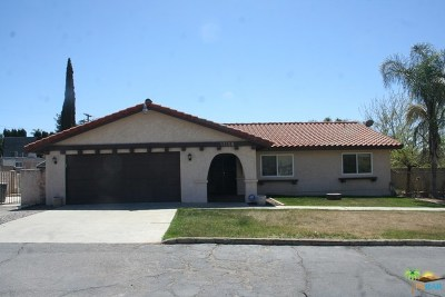 Yucaipa Single Family Home For Sale: 13186 Bryant Street