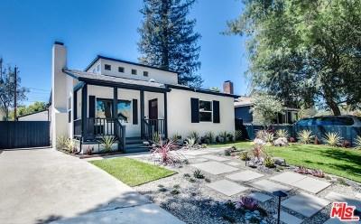 Burbank Single Family Home Active Under Contract: 237 N Niagara Street