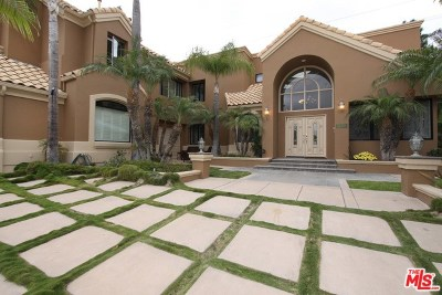 Orange Single Family Home For Sale: 3741 E Rolling Green Lane