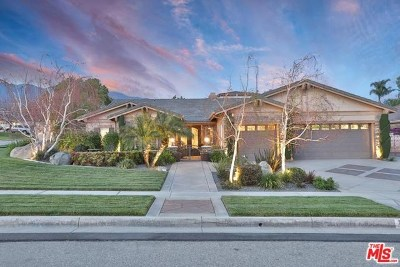 Rancho Cucamonga Single Family Home For Sale: 12446 Tejas Court