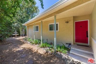 Sherman Oaks Single Family Home For Sale: 4719 Morse Avenue