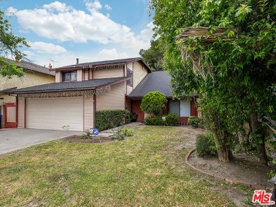 Van Nuys Single Family Home For Sale: 6655 Columbus Avenue