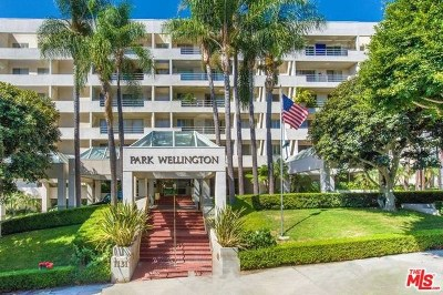 West Hollywood Condo/Townhouse For Sale: 1131 Alta Loma Road #129