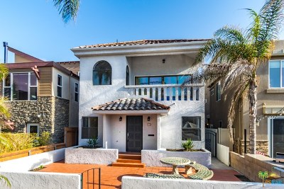 San Diego Single Family Home For Sale: 809 Deal Court