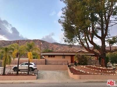 Glendora Single Family Home For Sale: 701 Bubbling Well Drive