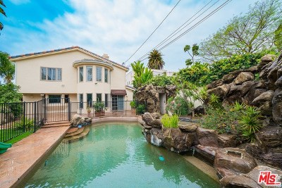 Santa Monica Single Family Home For Sale: 811 Marguerita Avenue