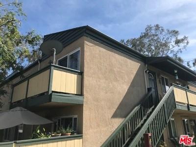 Fallbrook Condo/Townhouse For Sale: 868 E Alvarado Street #7