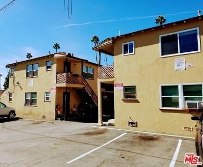 Pasadena Multi Family Home For Sale: 1910 Lincoln Avenue