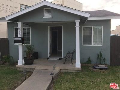Whittier Single Family Home For Sale: 8171 Washington Avenue