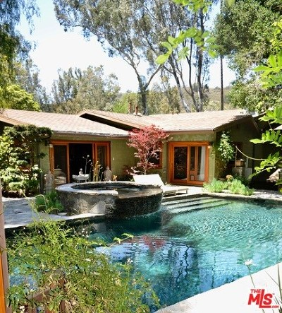 Studio City Single Family Home For Sale: 12116 Iredell Street