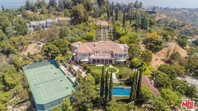 Los Angeles Single Family Home For Sale: 2911 Antelo View Drive