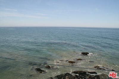 Malibu Condo/Townhouse For Sale: 20718 Pacific Coast Highway #4
