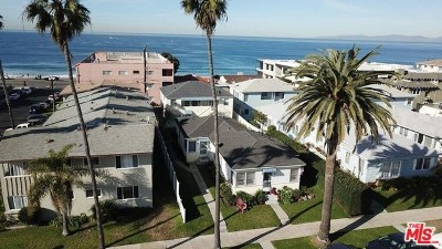 Redondo Beach Multi Family Home For Sale: 1509 S Catalina Avenue