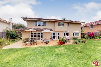 Rancho Palos Verdes Single Family Home For Sale: 6829 Vallon Drive