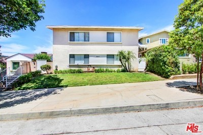 Whittier Multi Family Home For Sale: 5807 Greenleaf Avenue