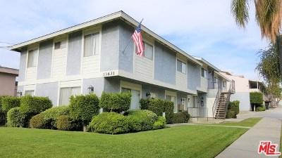 Whittier Multi Family Home For Sale: 13631 Mar Vista Street