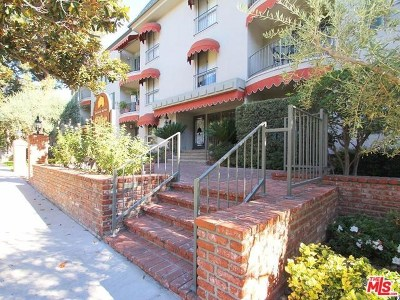 Pasadena Condo/Townhouse For Sale: 330 S Mentor Avenue #138
