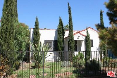 North Hollywood Single Family Home For Sale: 11331 Emelita Street