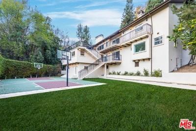 Studio City Single Family Home For Sale: 11420 Amanda Drive