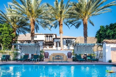 Palm Springs Condo/Townhouse Active Under Contract: 210 Lugo Road
