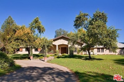 Solvang Single Family Home For Sale: 959 E Hwy 246