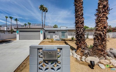 Palm Springs Single Family Home For Sale: 477 N Juanita Drive
