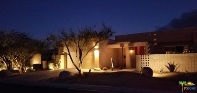 Palm Springs Single Family Home For Sale: 1069 Azure Court