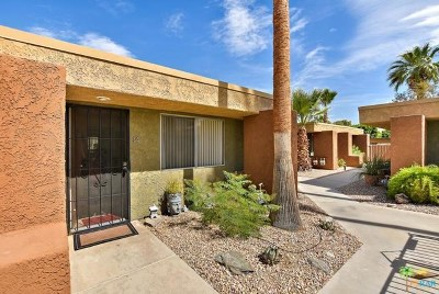 Palm Springs Condo/Townhouse For Sale: 365 N Saturmino Drive #14