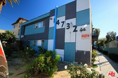 Panorama City Multi Family Home For Sale: 14732 Blythe Street
