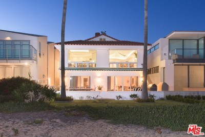 Newport Beach CA Single Family Home For Sale: $7,995,000