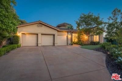 Thousand Oaks Single Family Home For Sale: 1494 Rancho Lane