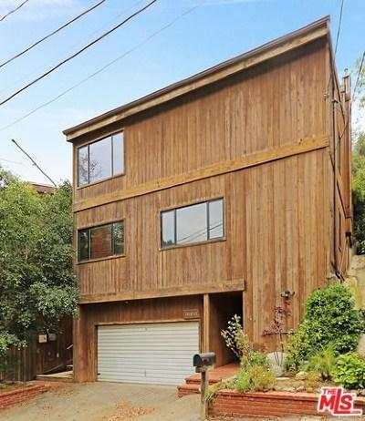 Los Angeles Single Family Home For Sale: 10430 Scenario Lane
