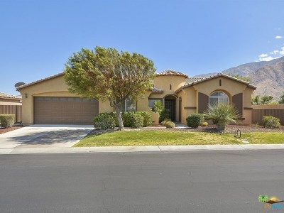 Palm Springs Single Family Home For Sale: 995 Alta Cresta