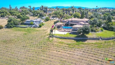 Fallbrook Single Family Home For Sale: 4567 Sleeping Indian Road
