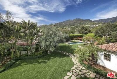 San Luis Obispo County, Santa Barbara County Single Family Home For Sale: 745 Fuera Lane