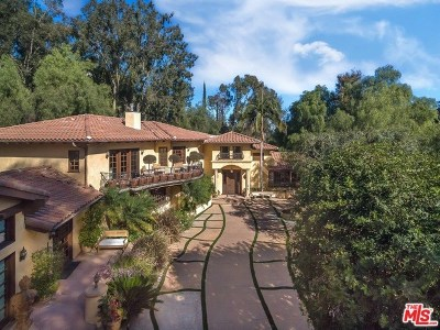 Hidden Hills Single Family Home For Sale: 5839 Jed Smith Road