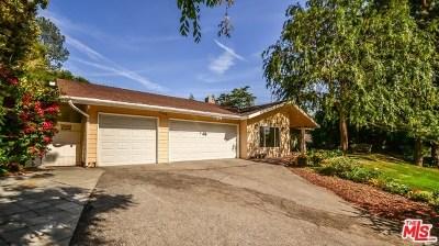 La Canada Flintridge Single Family Home For Sale: 5212 Haskell Street