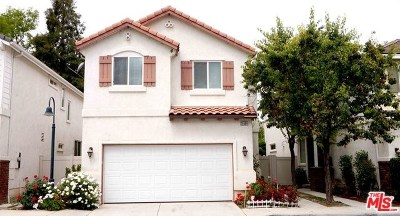 Castaic Single Family Home For Sale: 31409 Arena Drive